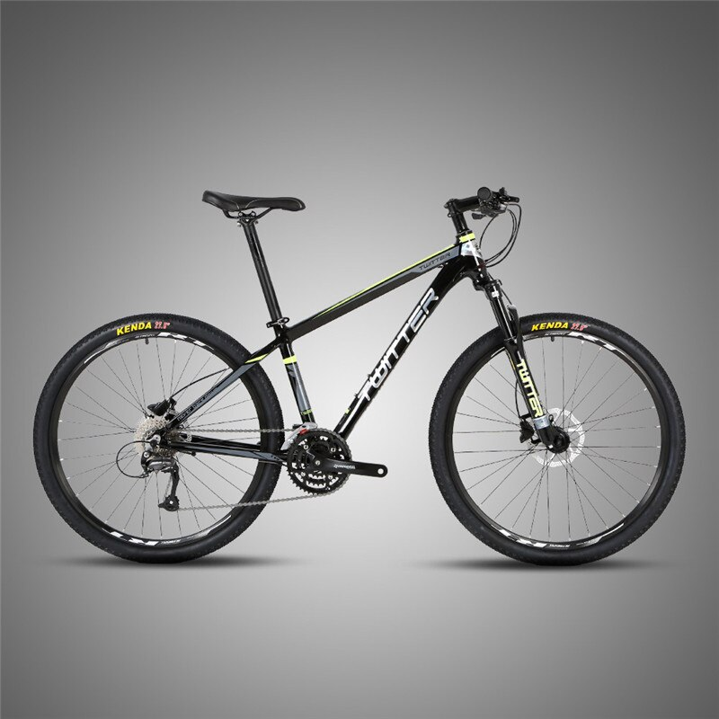 Tw3900 liga de alumínio mountain bike 27 velocidade cross country mountain bike