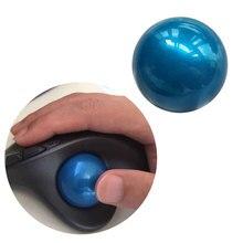 1 części wymienne do komputera piłka z myszką TrackBall do myszy logitech M570 Wireless Trackball