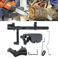 throttle trigger choke rod switch shaft trigger spring kit fit stihl 017 018 ms 170 180 chainsaw