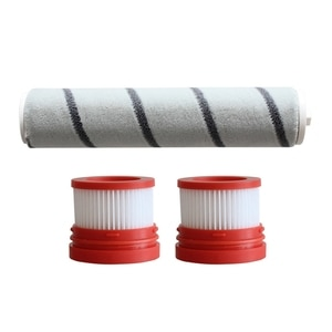 Hepa Filter Replacement for Xiaomi Dreame V9 V10 Handheld Cordless Vacuum Cleaner Filter Parts Roll Brush Accessories