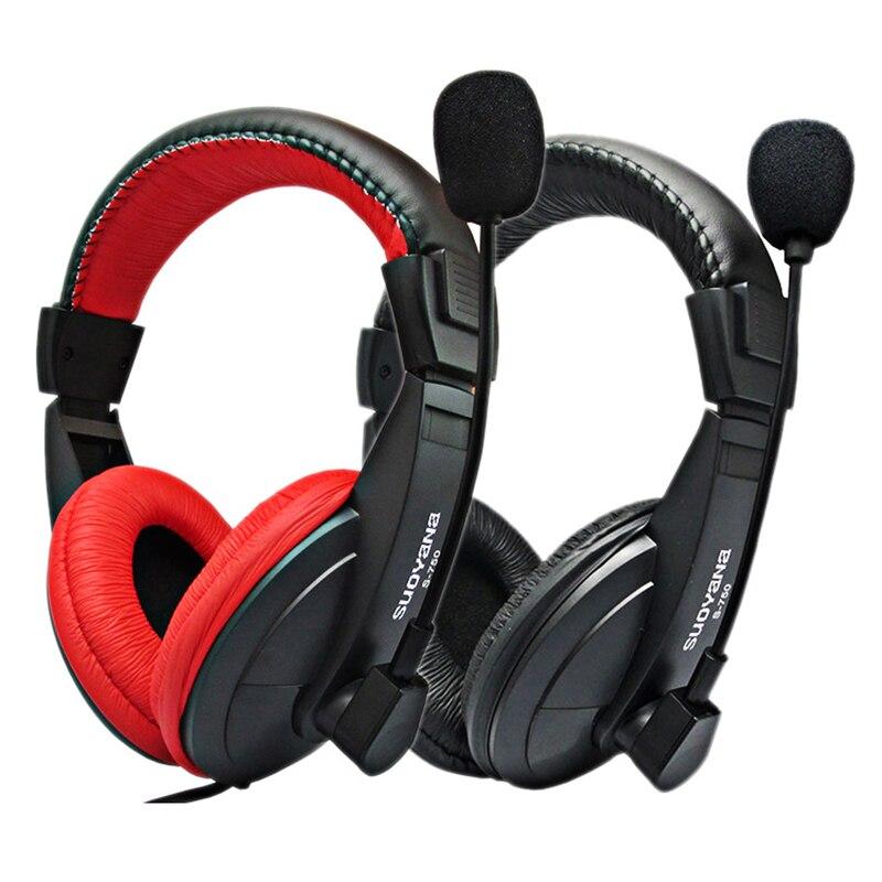 Модные игровые стереонаушники высокого качества, гарнитура с микрофоном для ПК, геймеров, Skype