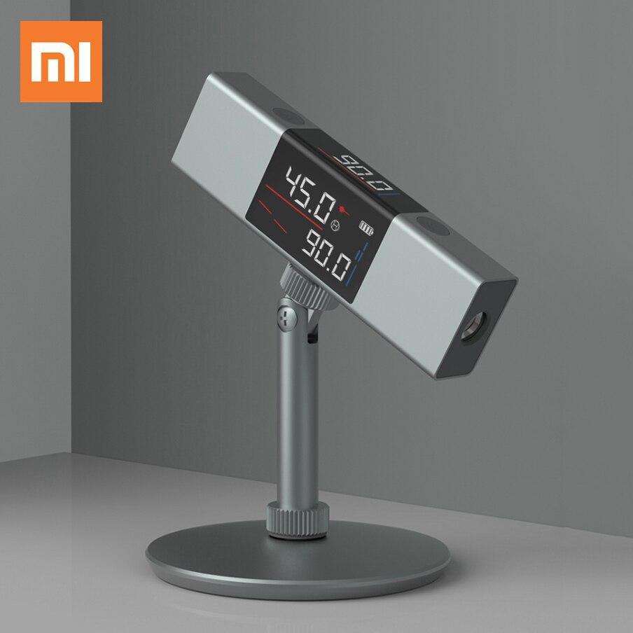 Новинка Xiaomi Duka Atuman лазерный прибор для литья под углом в режиме реального времени угломер LI 1 с двусторонним светодиодным экраном высокой четкости