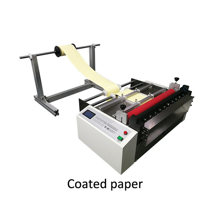 SG-HYD-200 سطح المكتب لفة ورق آلة قطع المعادن