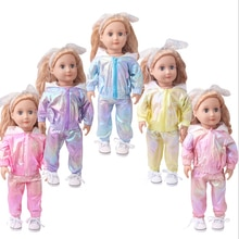 Sunscreen Suit for American girl  18inch doll clothes for children best gift