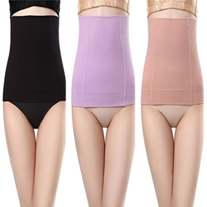 New High Waist Women's Postpartum Corset Hips Memory cartilage Tummy Shaping Body Belly Pants Comfortable and Breathable Girdle