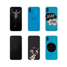 Aksesuarları telefon kabuk kılıfları Samsung A10 A30 A40 A50 A60 A70 M30 Galaxy not 2 3 4 5 8 9 10 artı Pop şarkıcı yıldız Ed Sheeran