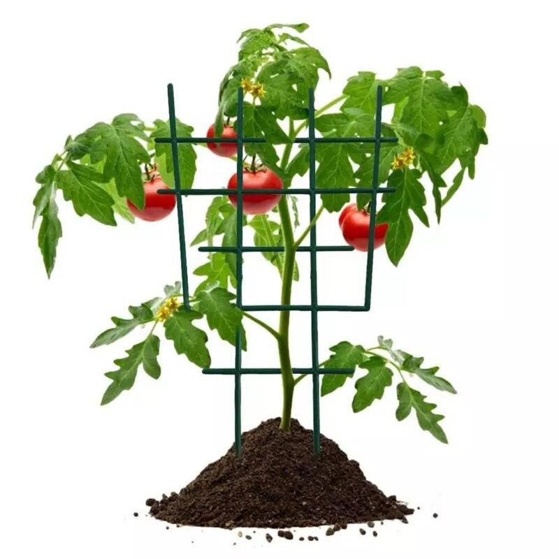 Пластиковые решетки для подъема садовых растений, композитные мини-горшечные растения «сделай сам», опора для цветов, инструменты для садо...