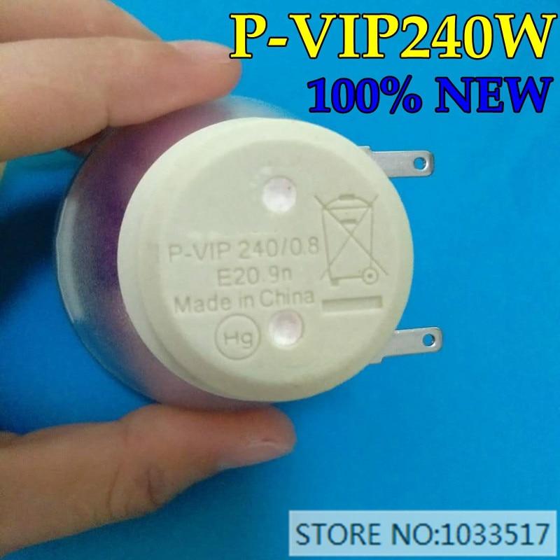 P-VIP 240/0. 8 E20.9n جهاز عرض المصباح الكهربي الجديد لأورام شحن مجاني