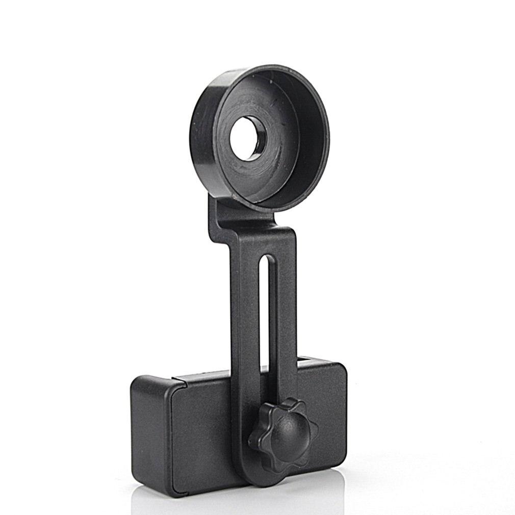 Adaptador Universal para teléfono móvil, binoculares con soporte para teléfono, telescopio astronómico,...
