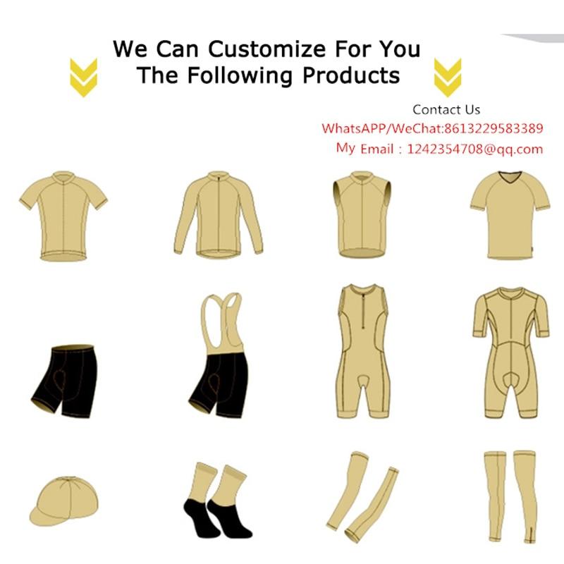 Ropa de ciclismo personalizada 2020, camisetas de ciclismo, pantalones cortos, Kit de envoltura, trajes de manga larga, ropa profesional de triatlón, ropa de ciclismo
