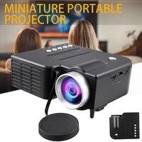 Mini projecteur LED avec synchronisation sans fil  WiFi  affichage  multi-ecrans  pour Home cinema  Smart HD