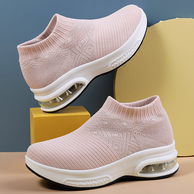 Tenis Mujer 2021 Spring Women Sport Shoes Tennis Shoes for Women Air Cushion Sneakers Jogging Walking Ladies Trainers Cheap