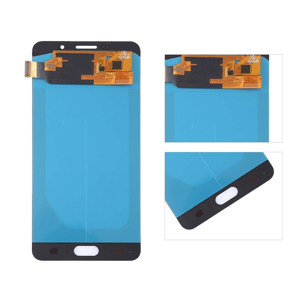 Super AMOLED LCD For Samsung Galaxy A7 2016 A710 A710F A710M LCD Display Touch Screen Digitizer Assembly Replacement Parts enlarge