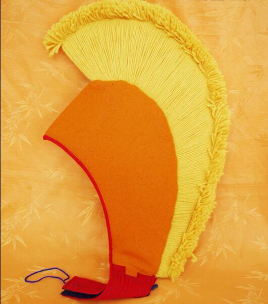 قبعة لاما التبتية قبعة الراهب كوكسمشط