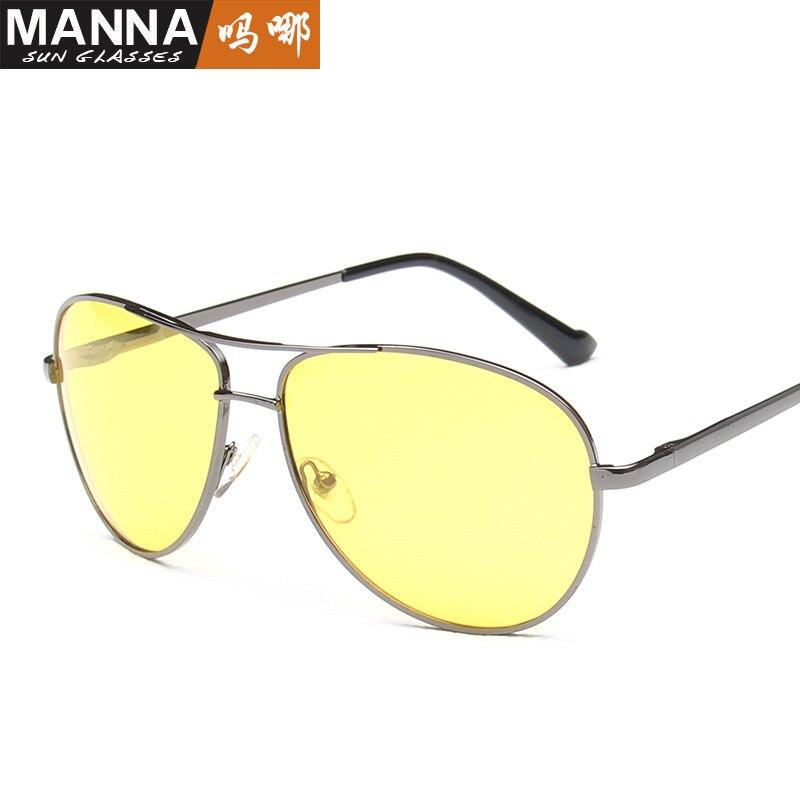 2016 New style polarized sun glasses, men's fashion big box sunglasses spring-heeled aviator sunglas