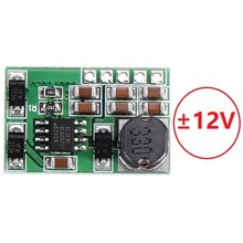 3-18V à ± 12V positif et négatif double sortie alimentation cc DC convertisseur de poussée Module dalimentation