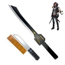 Nieuwe Game Arknights Cosplay Crownslayer Pvc Zwaard Props Wapens Rhodes Island Dagger Cosplay Accessoires Props Voor Hallween Party