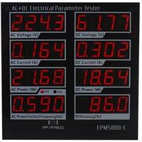 ZHURUI EPM5800-E AC/DC power meter/ watt meter/Electrical paremeters tester/ test Power Supply/Driver/efficiency/ac /DC