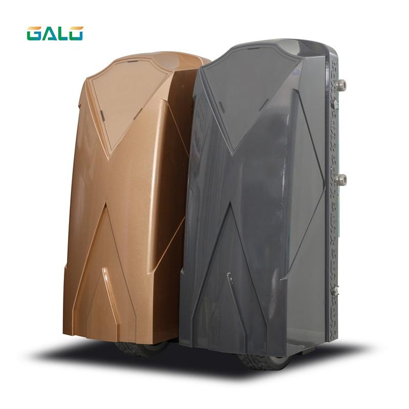 GALO новейший двойной роликовый Открыватель распашных ворот для двойных домашних автоматических ворот/дверей сильный привод двигателя
