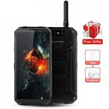 Blackview BV9500 Pro Wasserdicht stoßfest Handy Android 8,1 10000mAh 6GB + 128GB MT6763T Octa Core FHD NFC 4G Smartphone