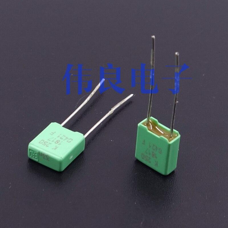 10 piezas nuevo alemán ERO 63V 224 0,22 uf 333 y 0.033uf MKT fiebre condensador