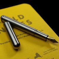 Tactical Pen Titanium Alloy Pen Mini Compact Portable Metal Pen Business Pen