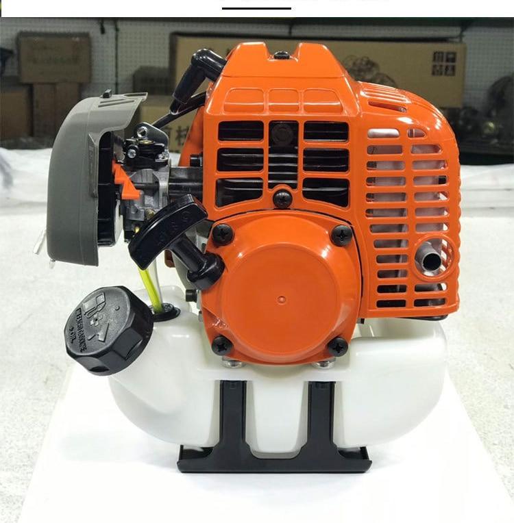 محرك كهربائي 2T G45L لقاطع الفرشاة ، قاطع العشب ، قاطع الفرشاة 443R ، Bc4310 ، محرك غاز Bc3410