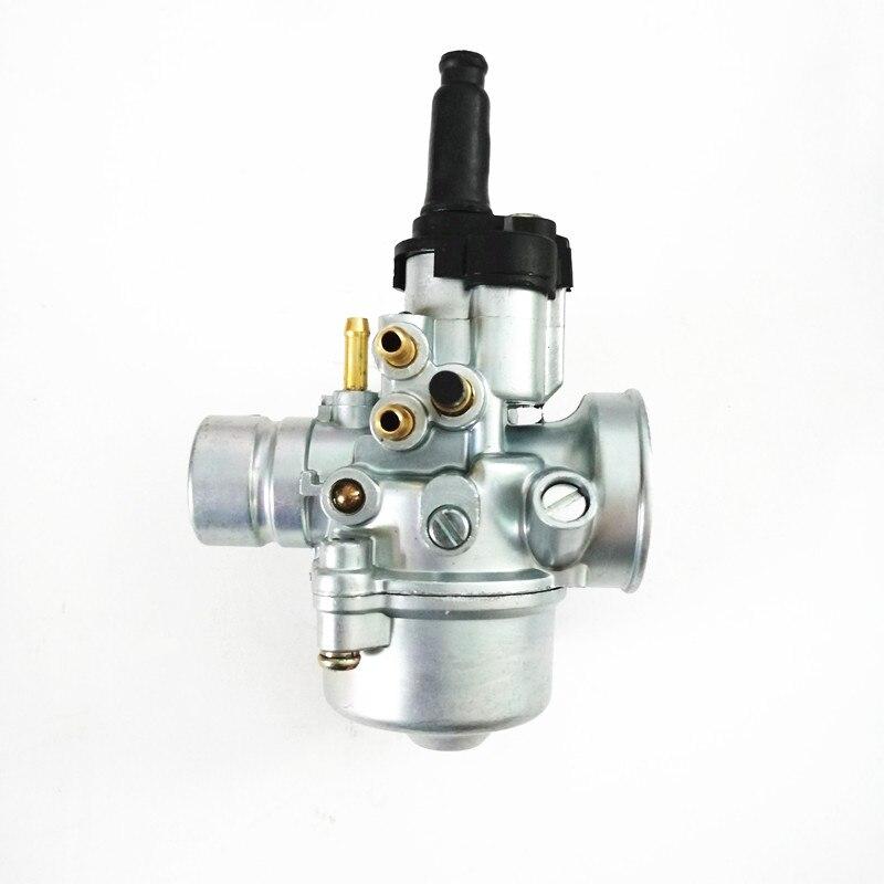 Phva 17.5 carburador phva17.5 17.5mm carburador para dellorto tomoss booster a55 motocicleta phva carb