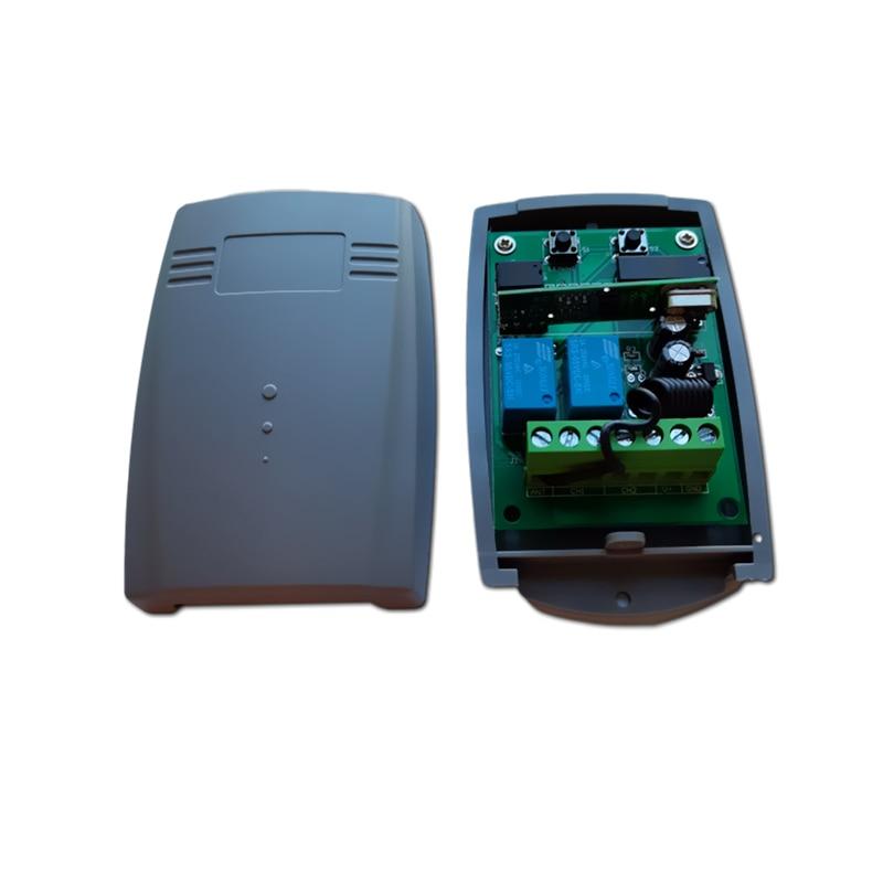 Дистанционное управление гаражом DOORHAN, 433,92 МГц, вращающийся код, стандартный пульт дистанционного управления для всех приемников DOORHAN