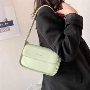 Broadband Female Shoulder Bag Ladies Messenger Handbag Luxury Designer Brand Simple Leather Bag Purse Mobile Phone Bag For Women