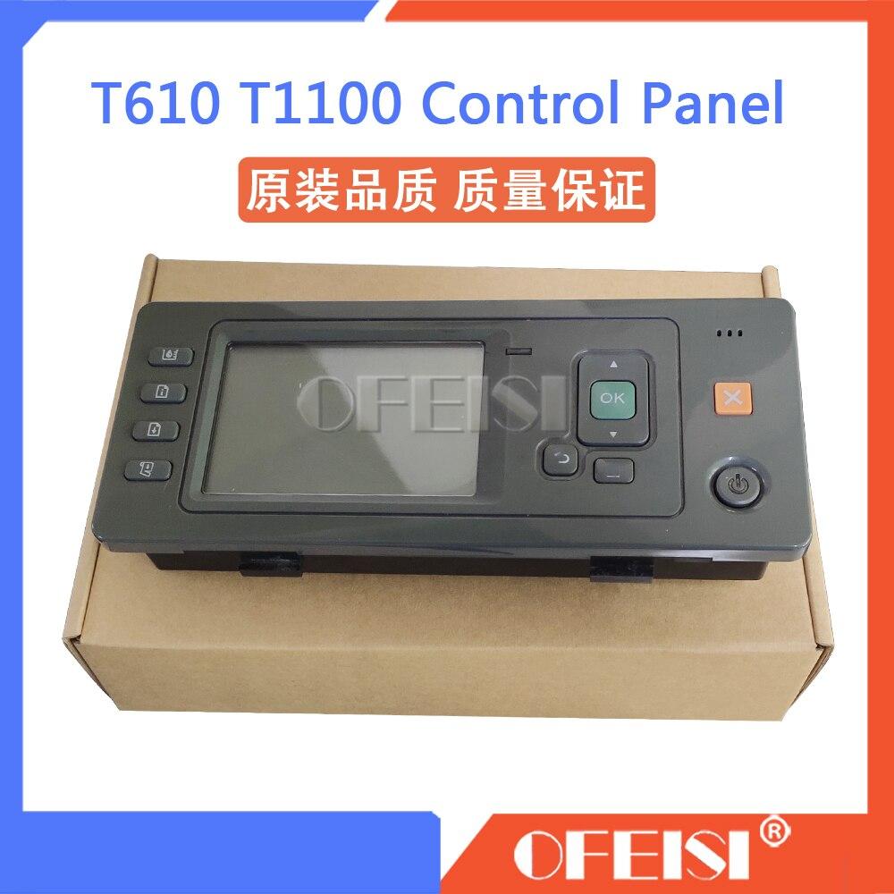 Montaje de panel frontal Original Q6683-67022 para la renovación del trazador Designjet T1100 T610 T610PS T1100PS