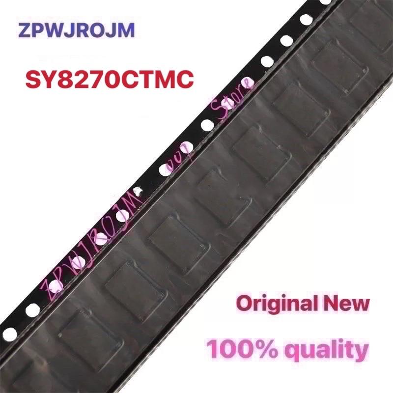 5pcs/lot SY8270CTMC SY8270C 8270C (BTXAAA BTXBSB BTX...) QFN