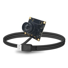 8 millones de módulos de cámara USB de alta definición de escaneo gratuito de código de reconocimiento facial módulo IMX179 compatible con sistema Android
