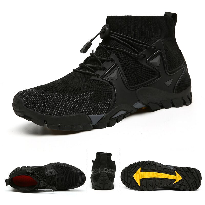 AliExpress - Breathable Hiking Shoes Mens Sneakers Outdoor Trail Trekking Mountain Climb Sports Shoes For men zapatos hombre mannen laarzen