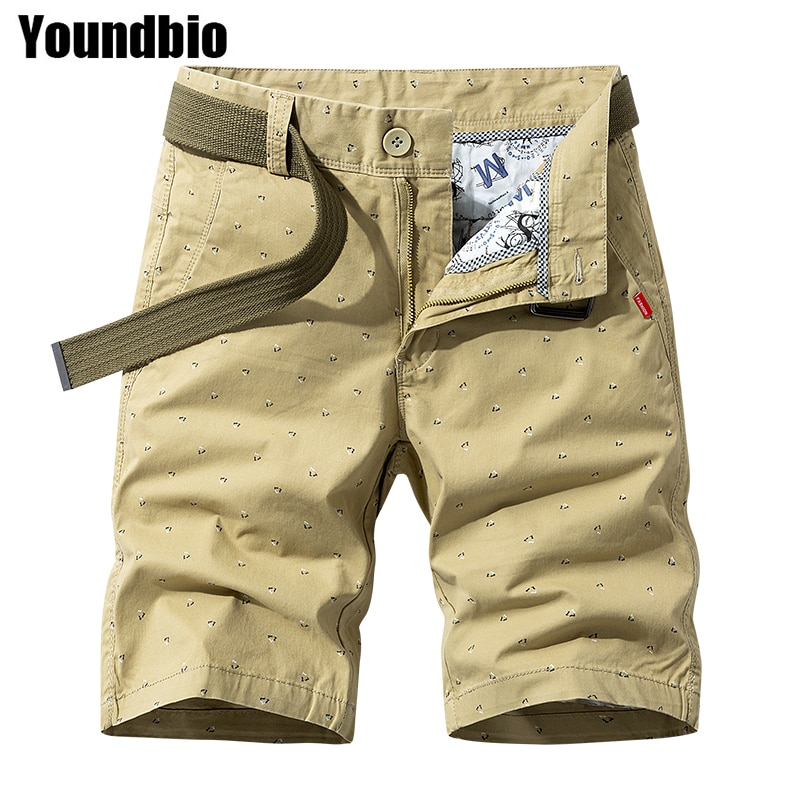 2021 Cargo Shorts Men Summer Military Tactical Mountaineering Clothing Fashion Casual Sweatpants Run
