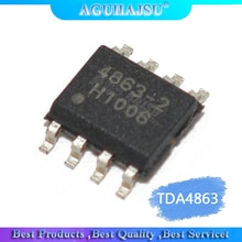 1pcs/lot TDA4863-2 SOP-8 4863-2 SOP8 TDA4863 SOP TDA4863G TDA4863-2G 4863G 4863-2G new original