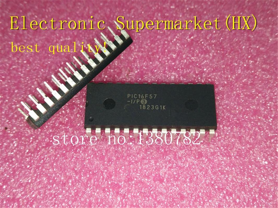 Free shipping! 10pcs/lots PIC16F57-I/P PIC16F57 DIP-28 IC In stock! free shipping 10pcs at89c2051 24su in stock