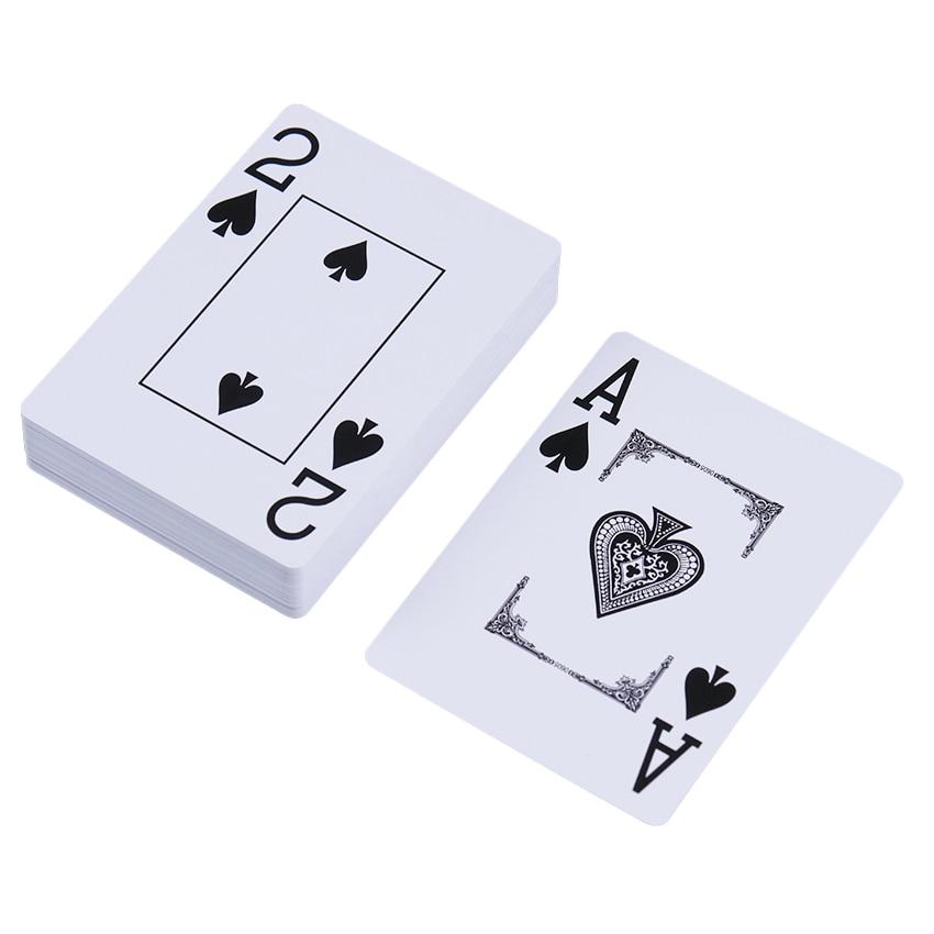54-карты-Высокое-качество-Техасский-Холдем-пластиковая-покерная-карта-игры-Водонепроницаемый-игральные-карты-развлечение-настольная-игра