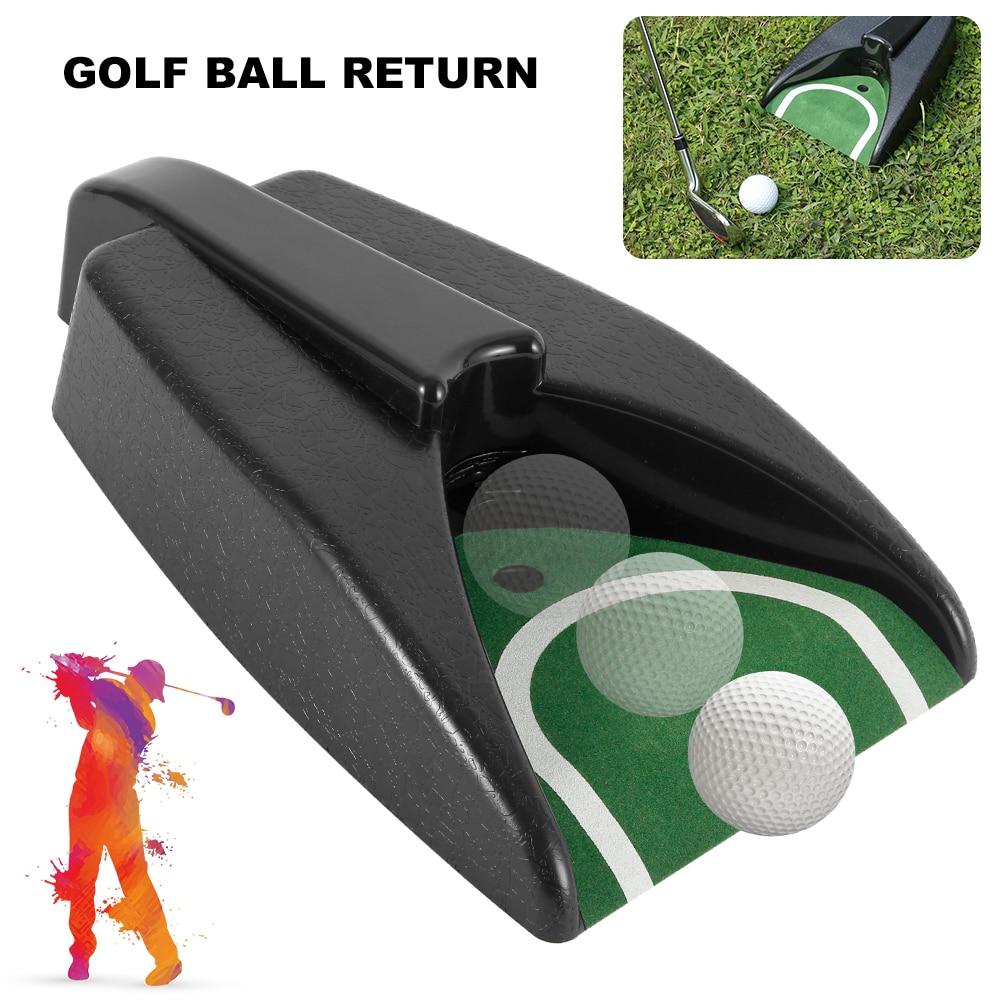 Автоматическое устройство для возврата мячей для гольфа, устройство для возврата мячей для гольфа в помещении и на открытом воздухе, принад...