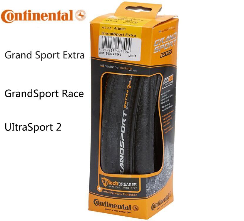 Continenta Grand Sport Extra/GrandSport Race/UItra II Bicycle Tire 700x23C 700*25C 700C Cycling Fold Road Bike Tyre pneu maxxi