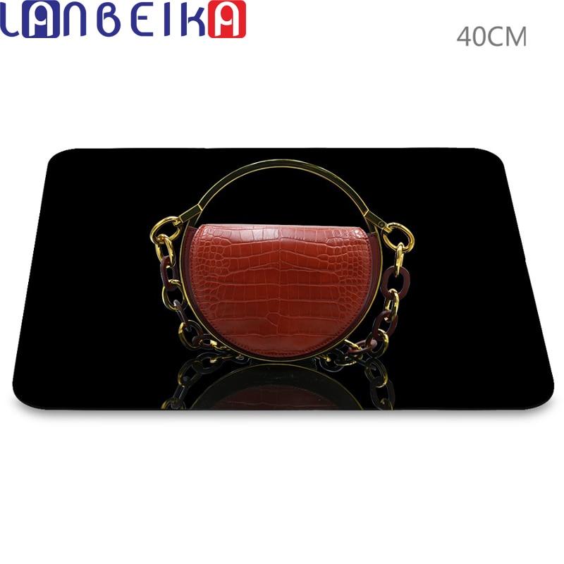 2 unids/lote 40x40cm reflectante blanco y negro acrílico reflejo Fondo pantalla tableros para el producto tabla Top disparo de fotografía