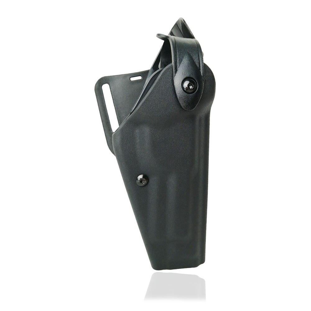 Cinturón militar pistolera Beretta M9 92 96 pistola pistolera caza táctica Airsoft cintura pistolera con linterna para funda M9