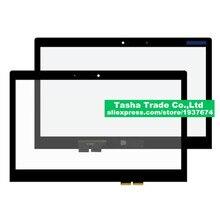 14.0 touch screen digitizer glass lens For Lenovo Yoga 3 14 Touch Screen Digitizer with bezel 5DM0G74715 80JH