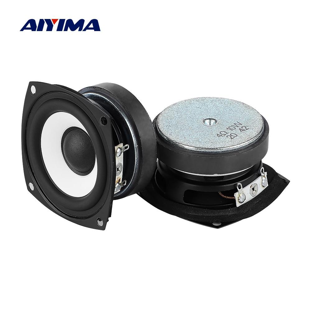 AIYIMA-Altavoz portátil para cine en casa, dispositivo de Audio de 2,5 pulgadas,...