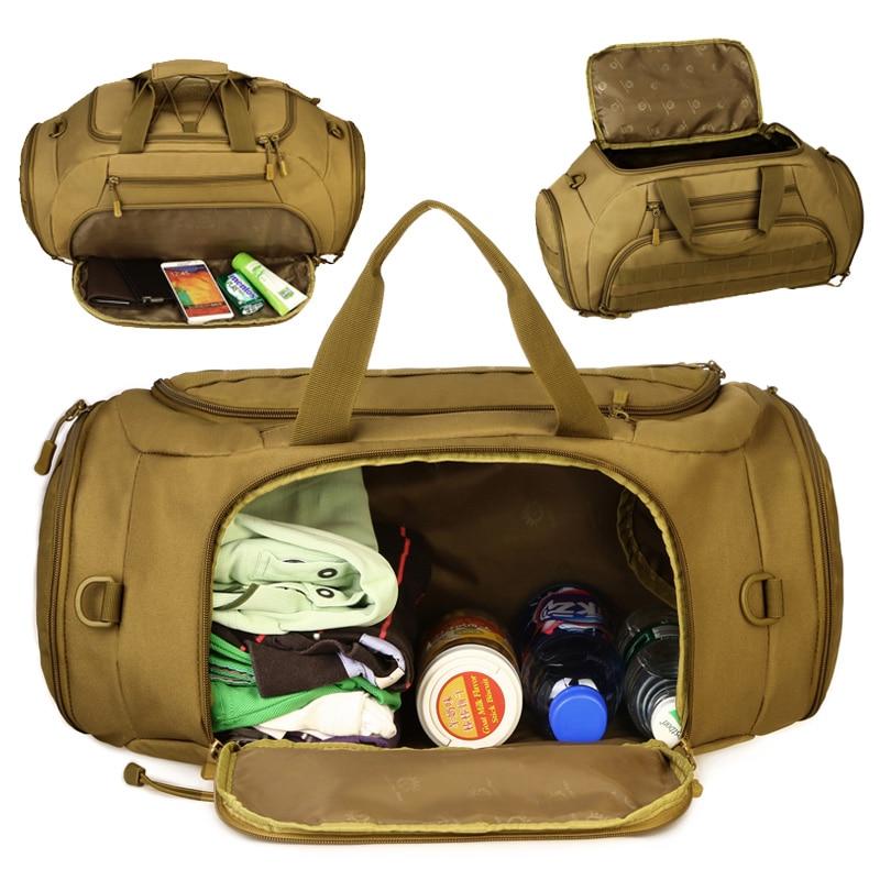 Мужской водонепроницаемый рюкзак для ноутбука 14 дюймов, 35 л