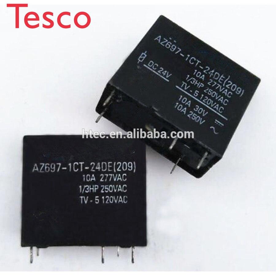 882-1CHA-V-5VDC miniature PCB Power Relay