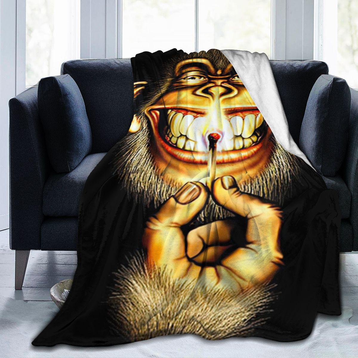 الترا لينة أريكة غطاء بطانية بطانية الفراش الكرتون الكرتون الفانيلا plied أريكة ديكور غرفة نوم للأطفال والكبار 47970