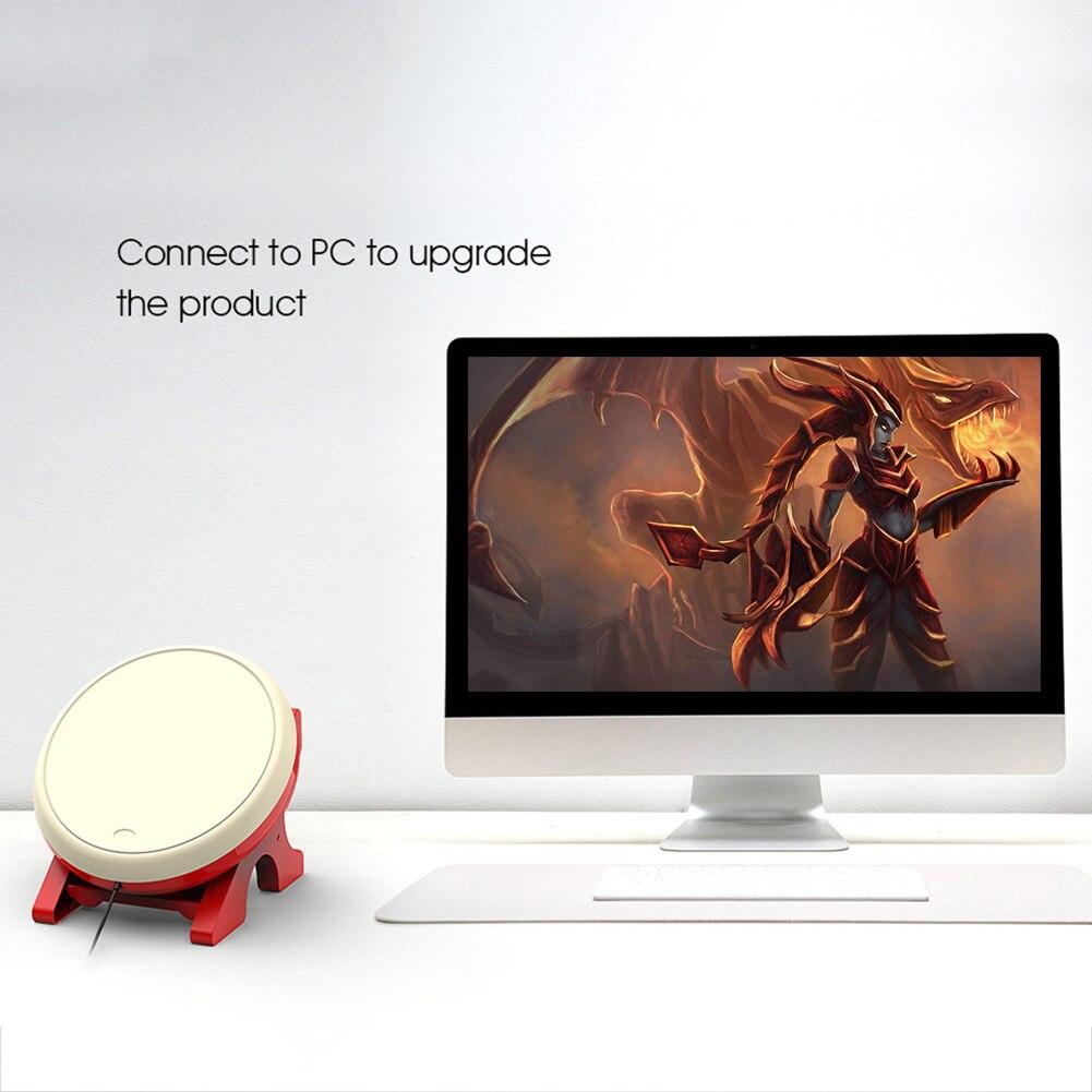 Controladores do jogador dos jogos de vídeo 4 em 1 acessórios eletrônicos da máquina do joycon do cilindro de taiko para ps4 ps3 interruptor do computador