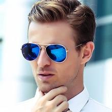 Classic Sunglasses Men Driving Glasses Black Pilot Sun Glasses Brand Designer Male Retro Sunglasses