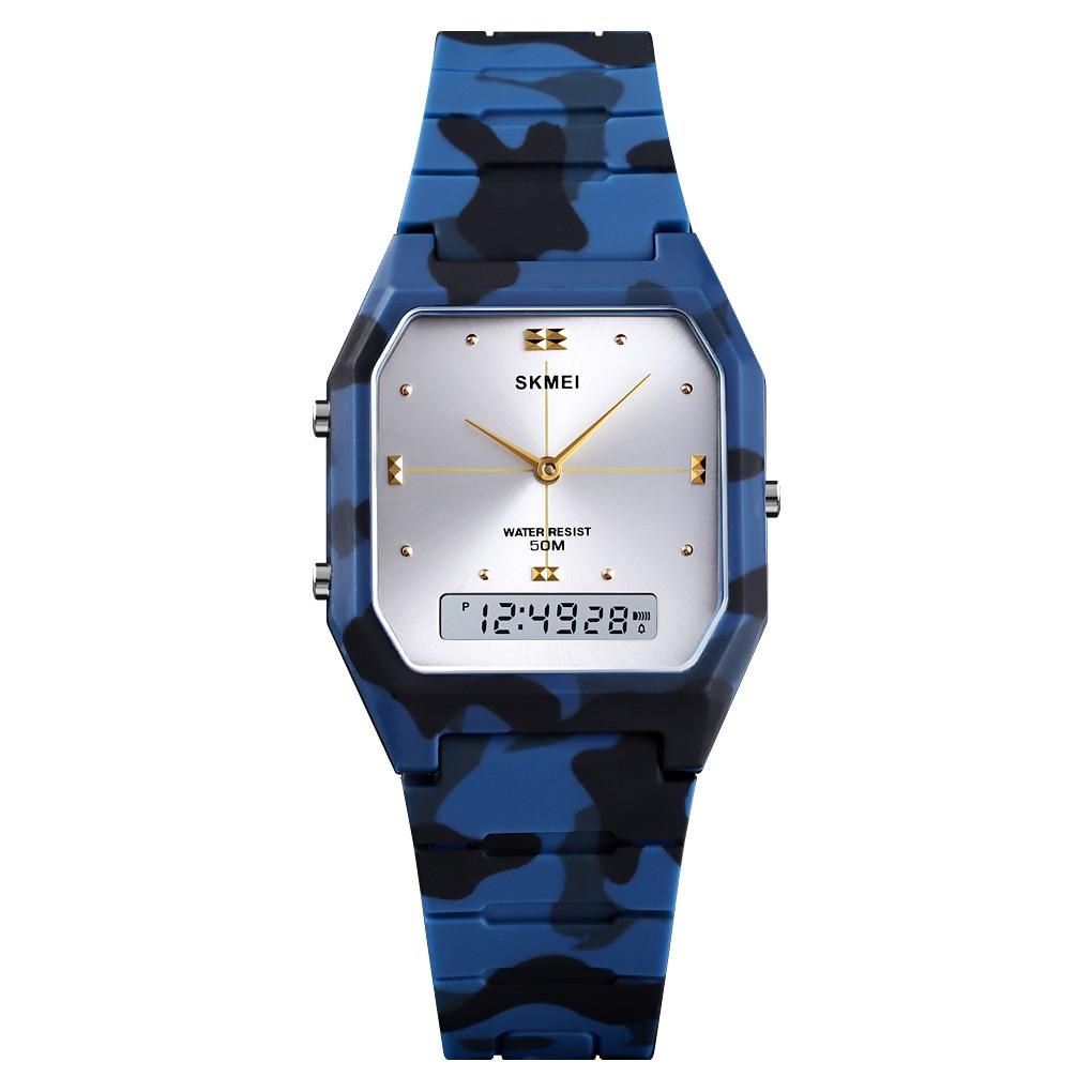 SKMEI Brand Student Outdoor Sport Watch Luminous Chronograph Digital Watches Men's Business Wristwatches Male Relogio Masculino